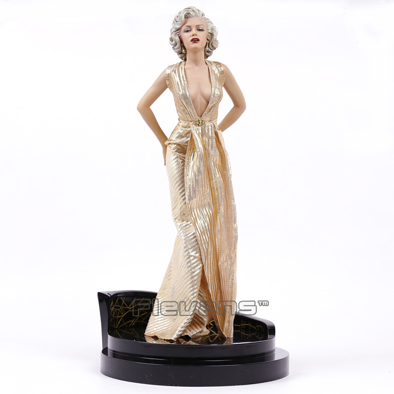 Gentlemen Prefer Blondes Marilyn Monroe 1/4 Scale Statue Figure Collectible Model Toy 43cm EMS