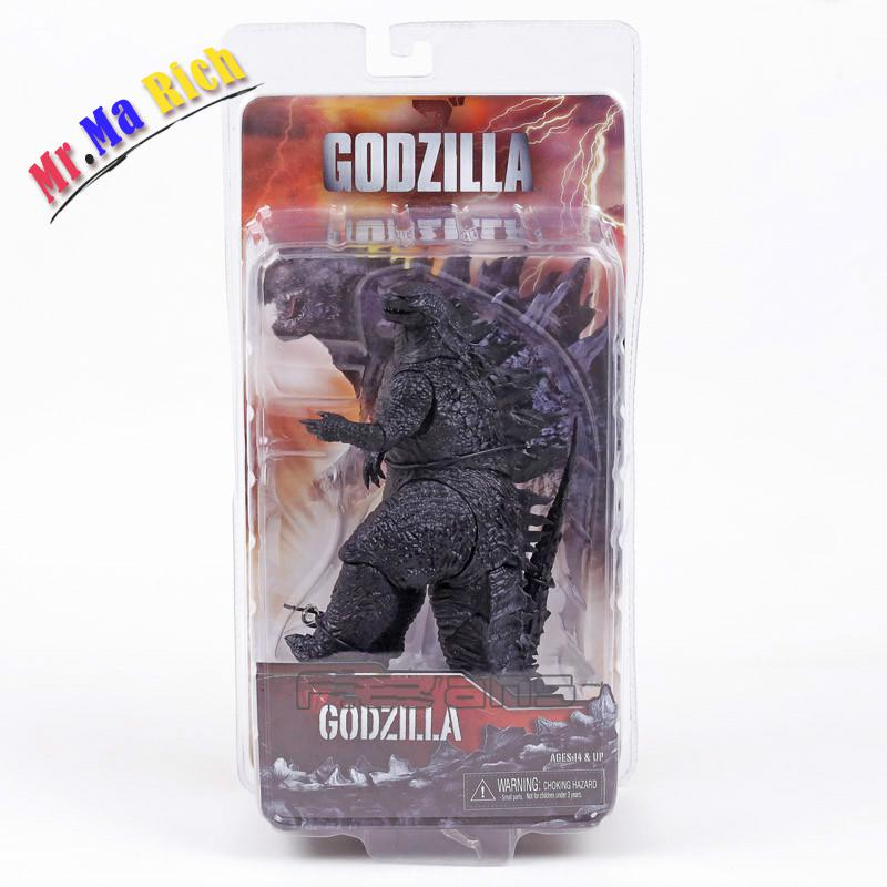 Godzilla Film Pvc Action Figure Koleksiyon Model Oyuncak 16 cm