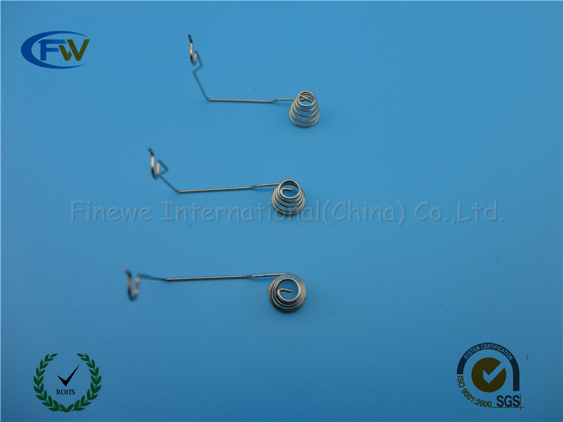 Manufacturer steel spring loaded contact